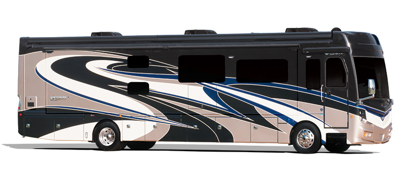 2018 Fleetwood Discovery LXE RV in San Antonio in Texas