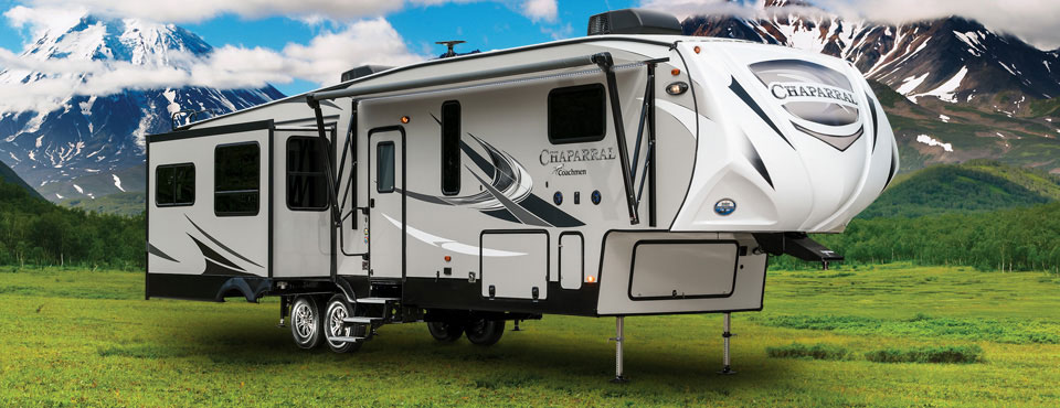 2018 Coachmen Fifth Wheel Chaparral RV Texas