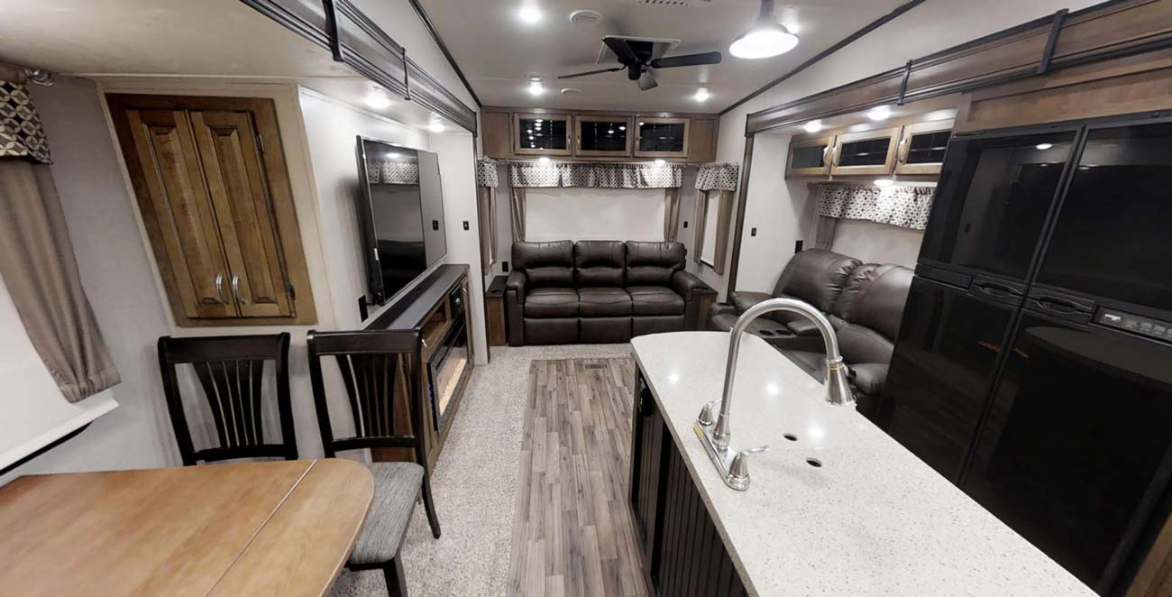 2018 coachmen fifth wheel chaparral rv in texas 2018. Black Bedroom Furniture Sets. Home Design Ideas
